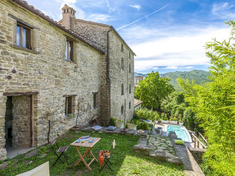 Ferienhaus Relais Castello della Pieve