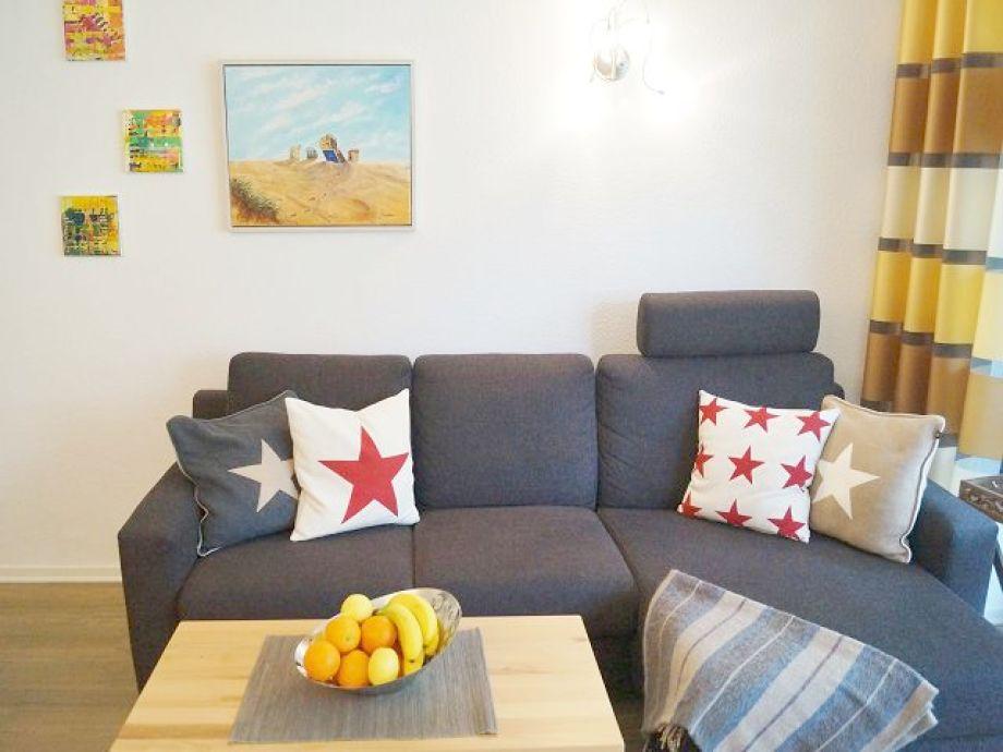 Behaglicher Couchbereich