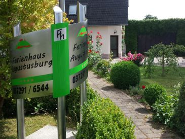"Holiday house ""Augustusburg"""