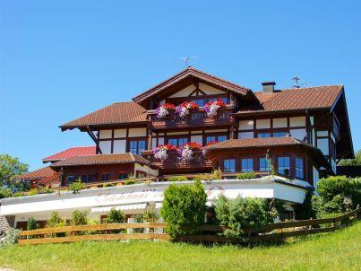 """""""Oberstdorf"""" im Gästehaus Alpenruh"""