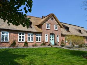 """Ferienwohnung """"Haubarg"""" im Landhaus Ole Steen"""