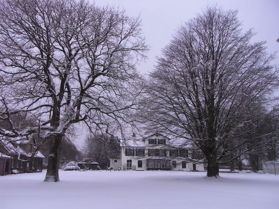 Winterstimmung auf Gut Warringholz