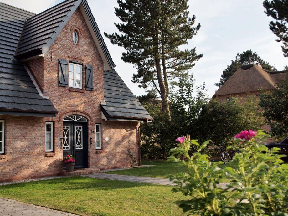 Neues Doppelhaus im schönen Inseldorf Nieblum