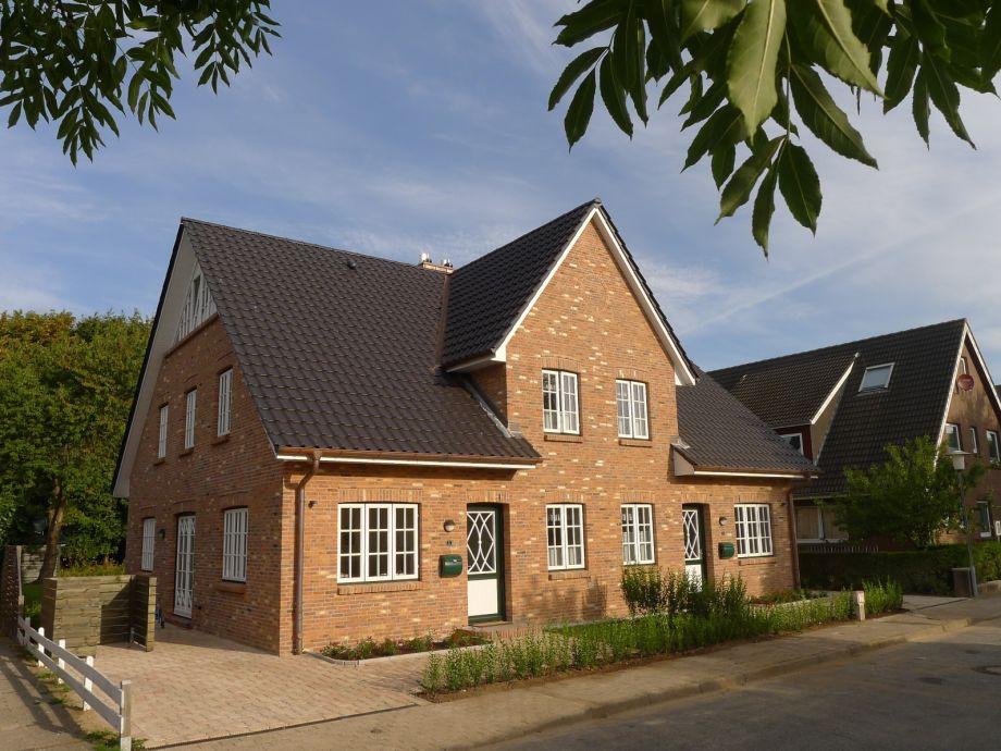 Haus Mats und Maxine - schönes Doppelhaus