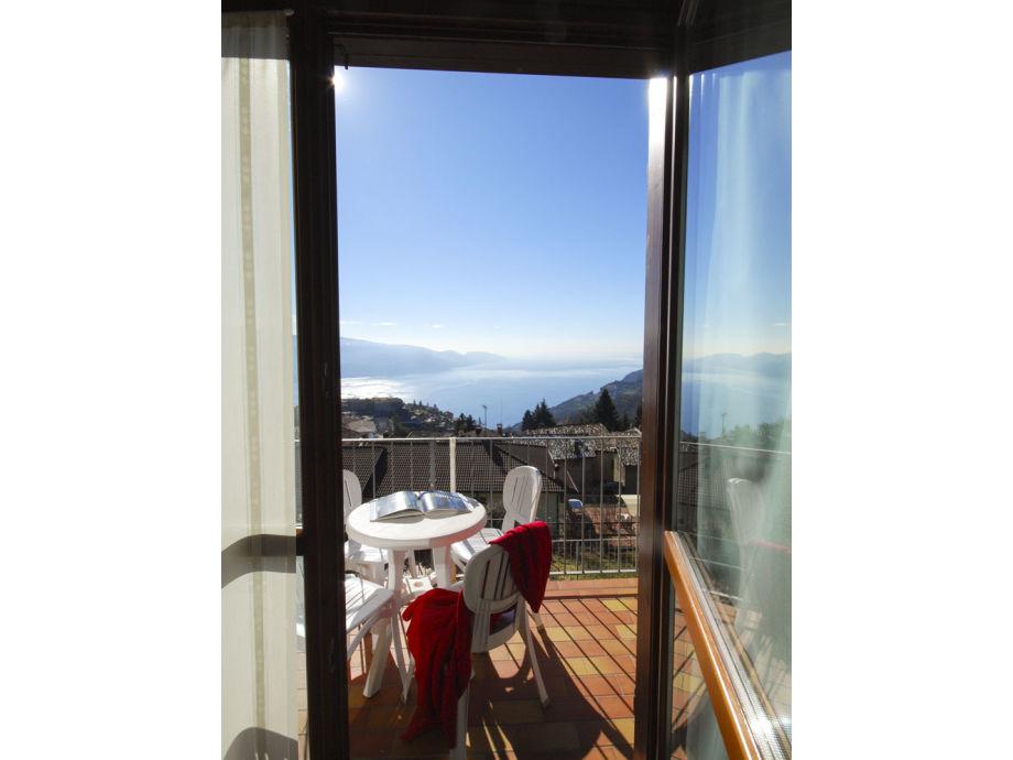 Traumhafter Gardasee-Blick