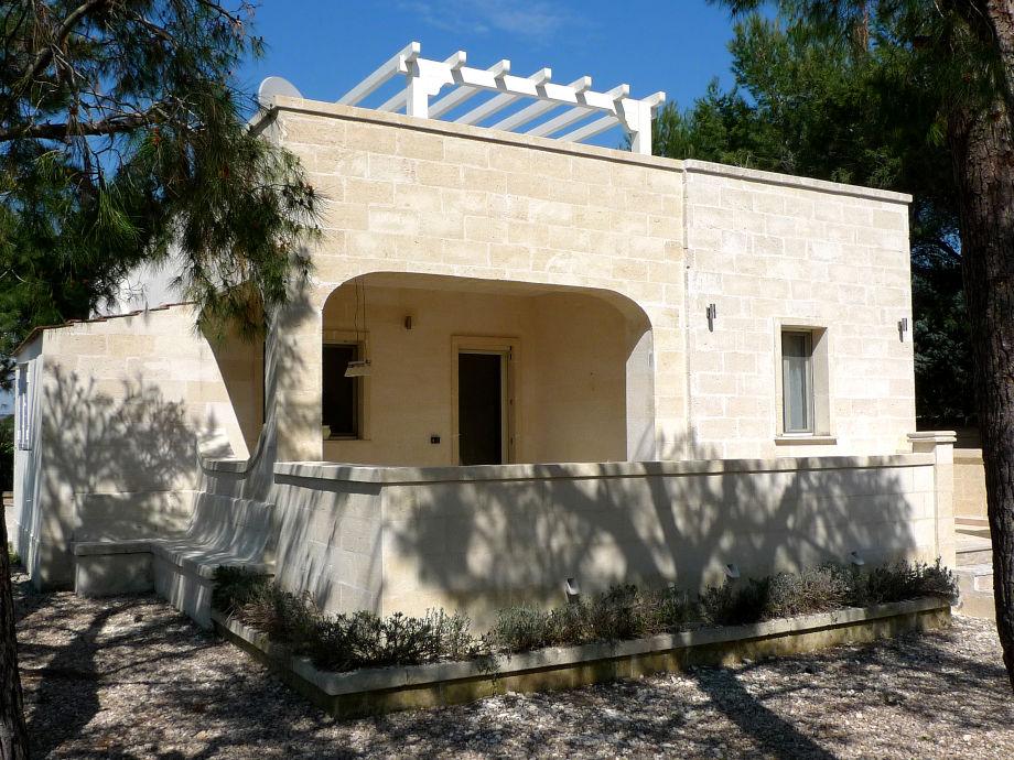 Casa Pascali - Gartenseite