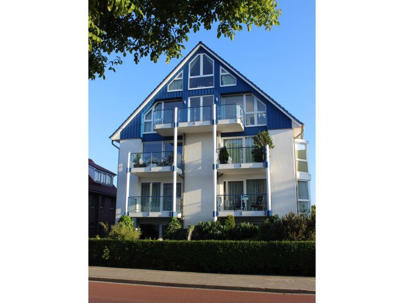 Holiday apartment Möwennest