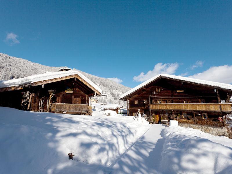Skihütte Traum Hütte bei Kitzbühel