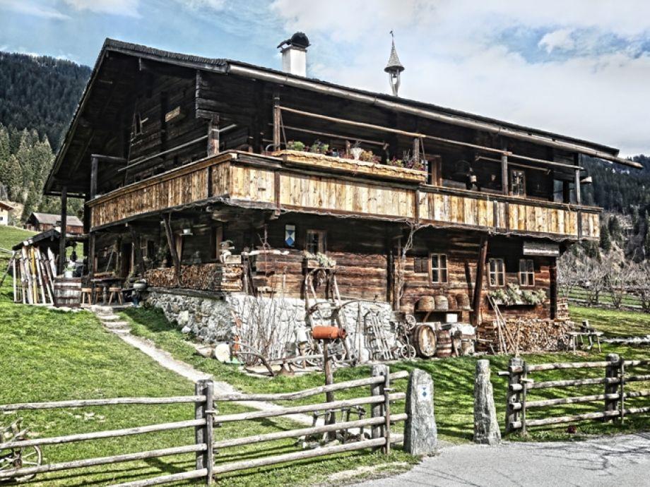 Hüttenurlaub im Damals, Hütte für bis zu 14 Personen