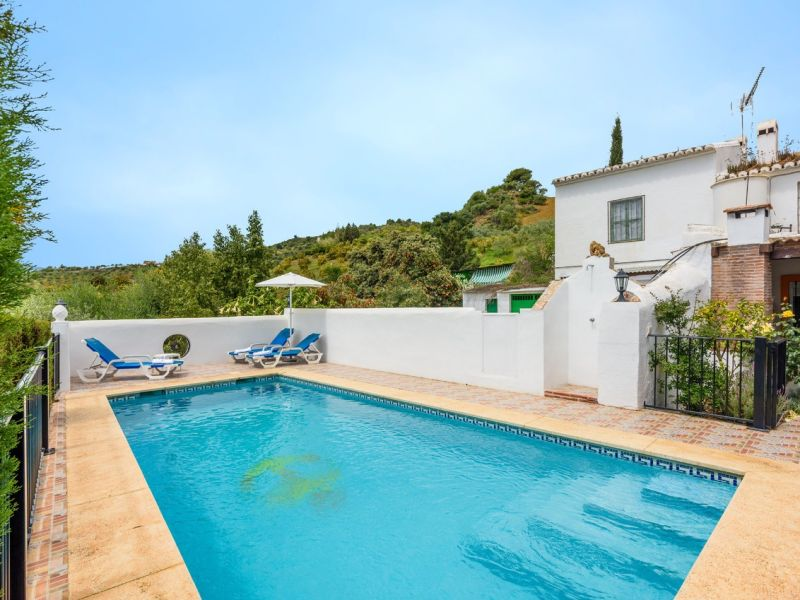 Holiday cottage Cortijo los Valles