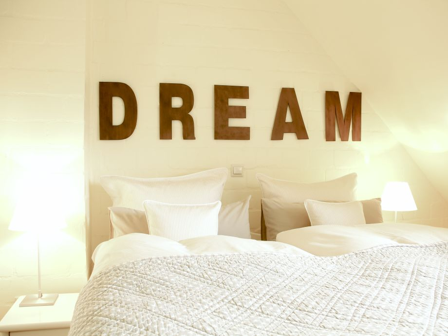 schlafen und träumen...