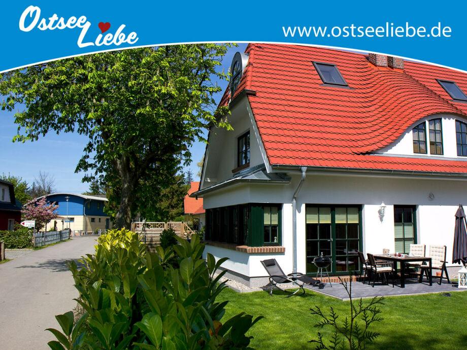 Haus Sonneninsel ,Werftstraße, Zingst
