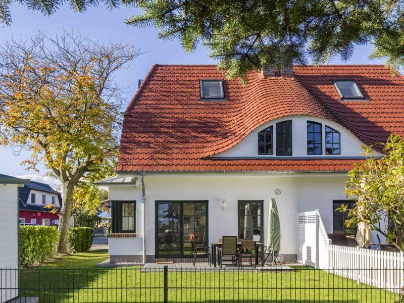 Ostseeliebe - Ferienhaus Sonneninsel Zingst