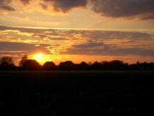 Ferienwohnung Sonnenuntergang