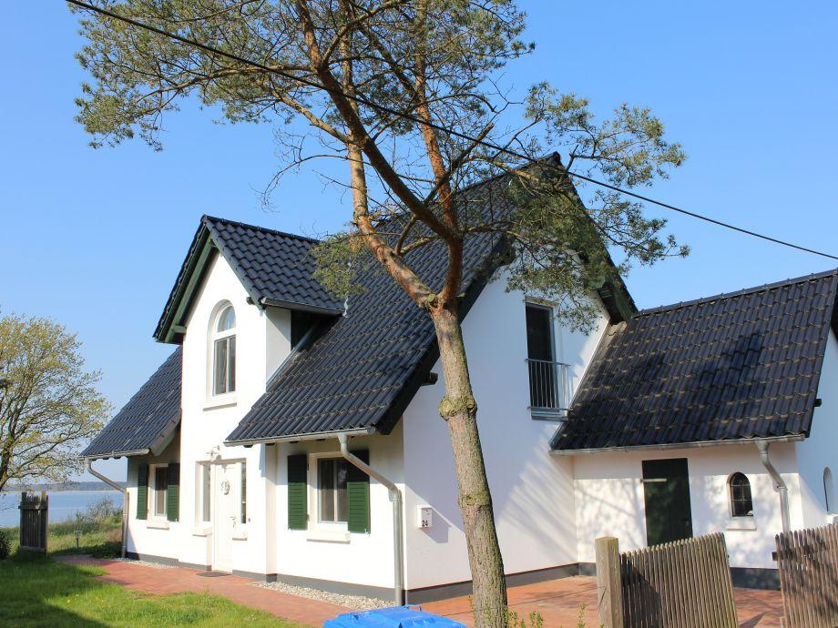 """Ferienhaus """"Wasserblick"""" am Peenestrom"""