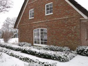 Landhaus unter Reet