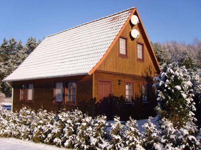 in Nossentiner Hütte