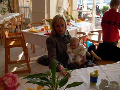 Ihr Gastgeber Bettina Steidel-Weber