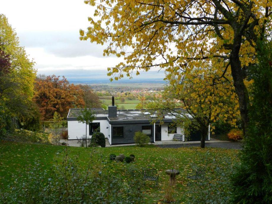 Henriettes Ferienhaus im November
