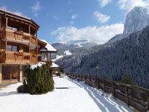 Ferienwohnung Zweizimmerwohnung in der Residence Sovara
