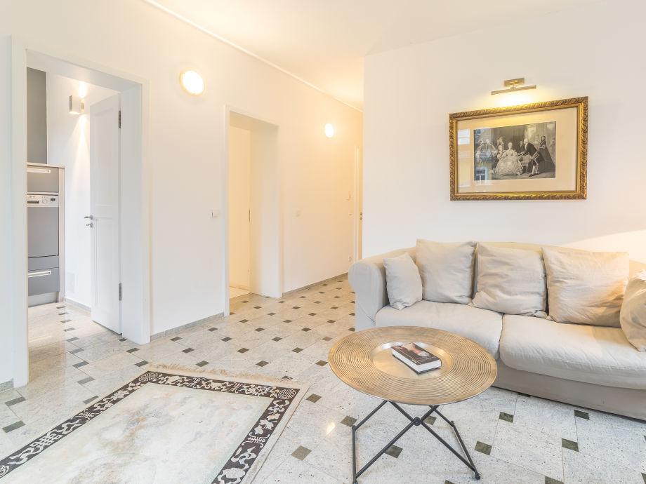 Apartment Wohnzimer