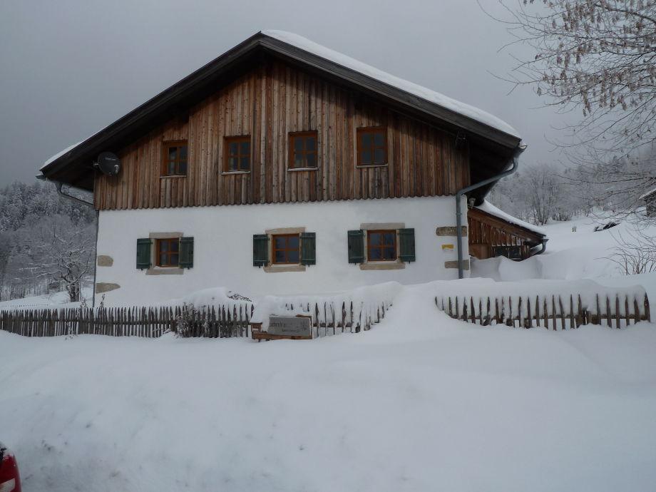 Winter in Waldhäuser