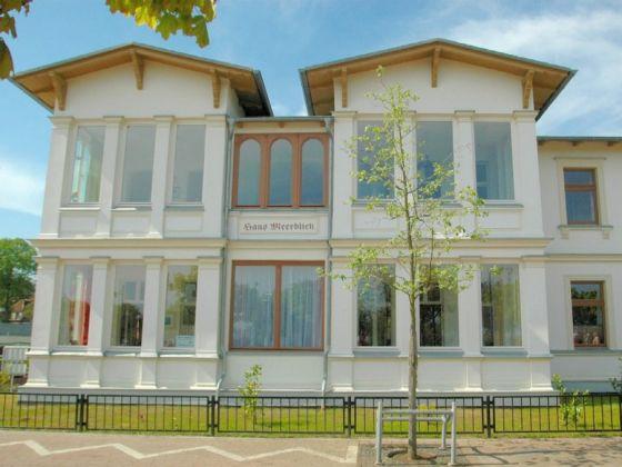 Ferienwohnung 18 im Haus Meerblick Usedom Ahlbeck