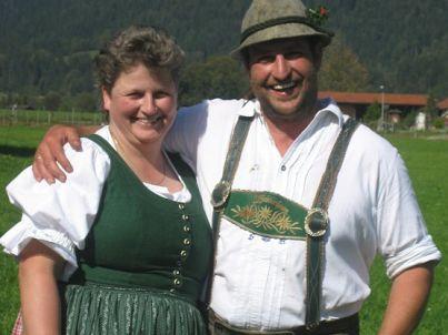 Ihr Gastgeber Christa Brandner