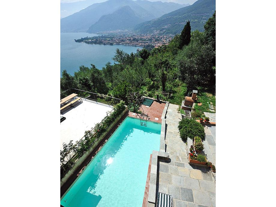 Pool der Casa Uliveto