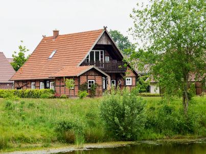 Altes Heuerhaus am See
