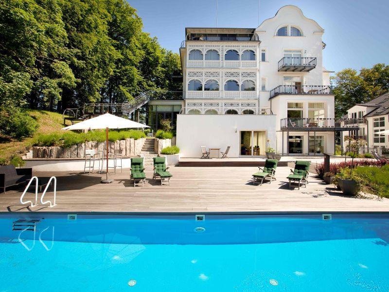"""Ferienwohnung """"Meeresbrise"""" Villa Rex"""