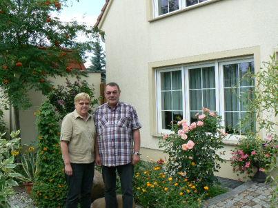 Ihr Gastgeber Heidrun u. Frank Zöllner
