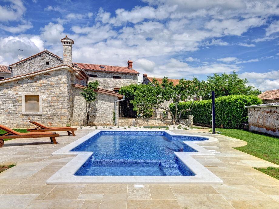 Wunderschöne Istrische Villas