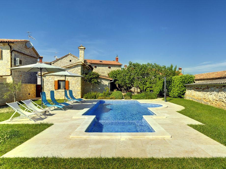 Außenaufnahme Villa Orbanici