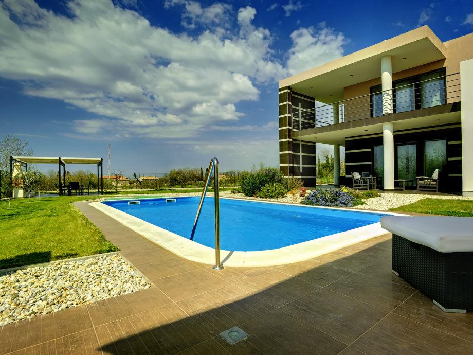 Villa Lilly im inneren Istriens - Kroatien