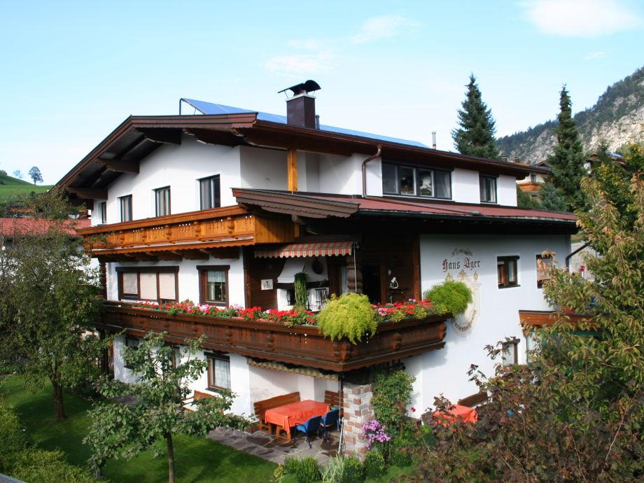 Haus Ager am See Thiersee Tirol .Sie erreichen in wenig