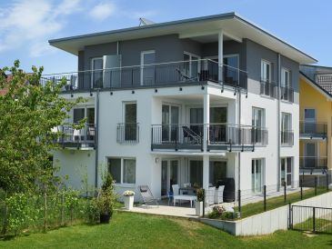 Holiday apartment D - Holiday residence with a panoramic view