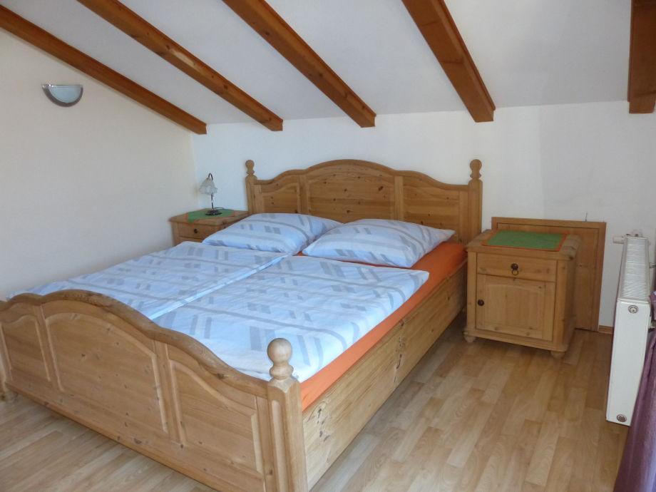 Ferienwohnung 6 im katharinenhof garmisch part - Schlafzimmer stefan ...