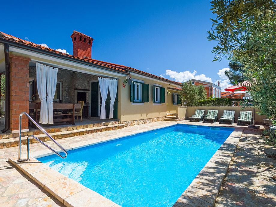 Außenaufnahme Villa Valencan
