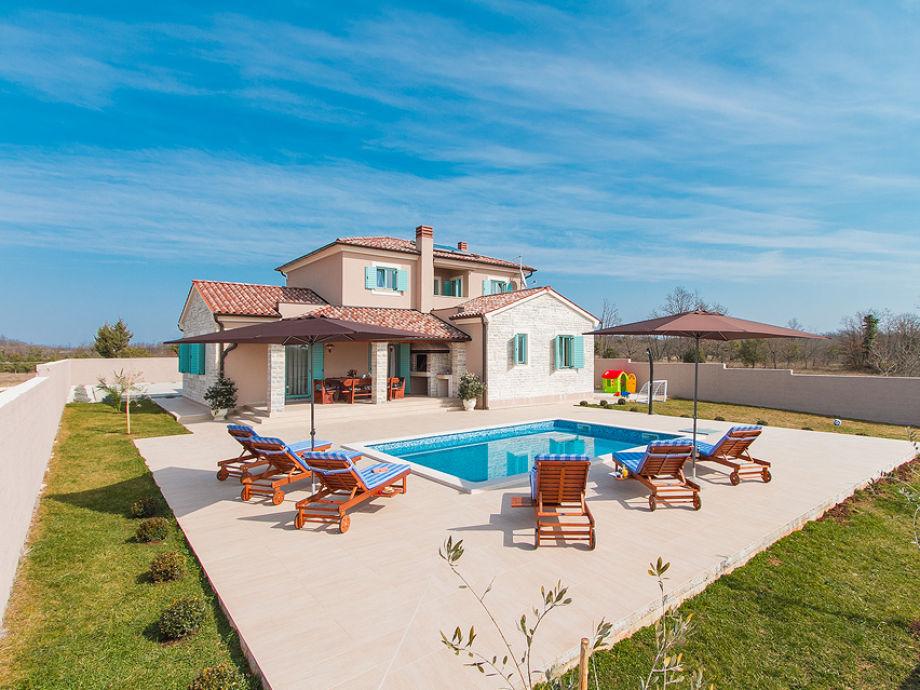 Außenaufnahme Villa Violica