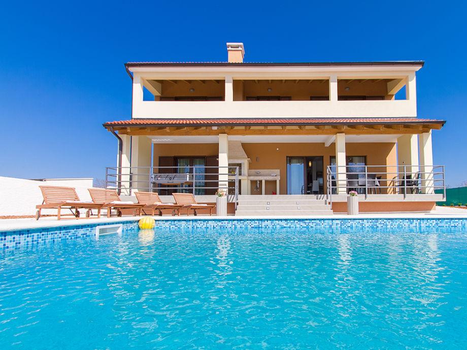 Außenaufnahme Villa Dija