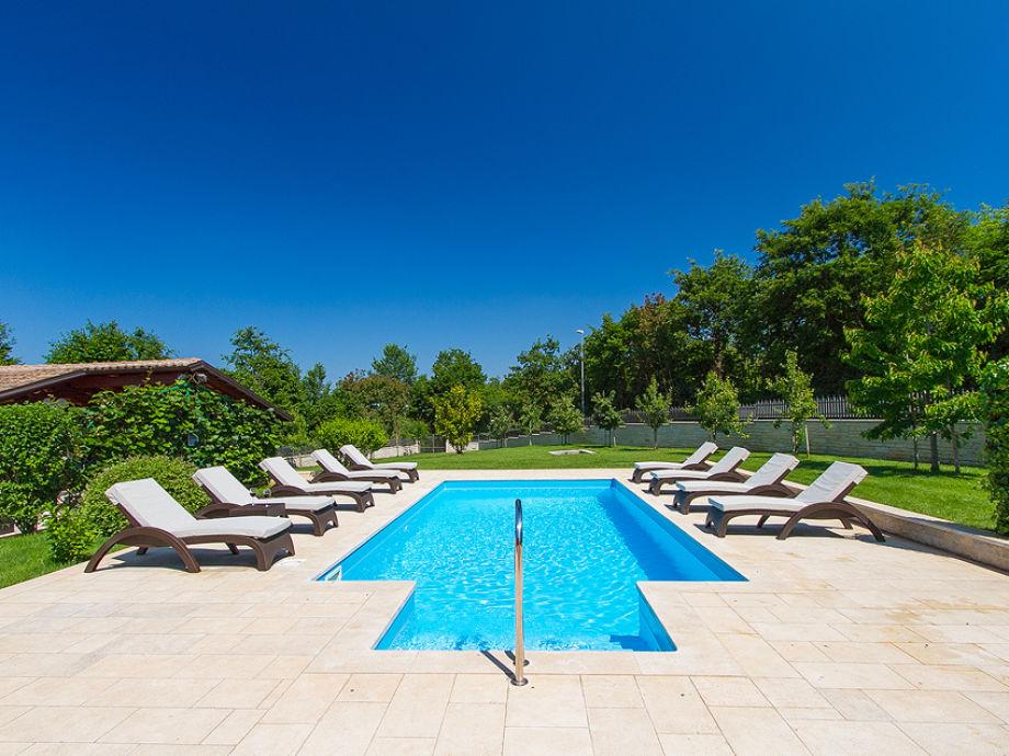 Außenaufnahme Villa Josipa