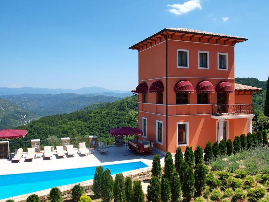 Außenaufnahme Villa Heaven
