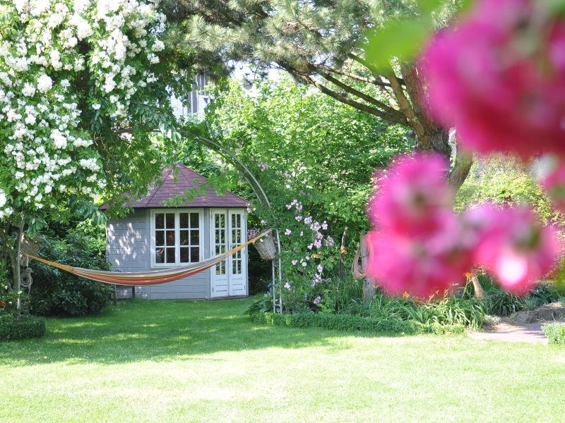 Ferienhaus Göcke's Haus und Garten