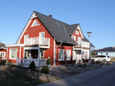 Carlsson im Schwedenhaus-Ostsee