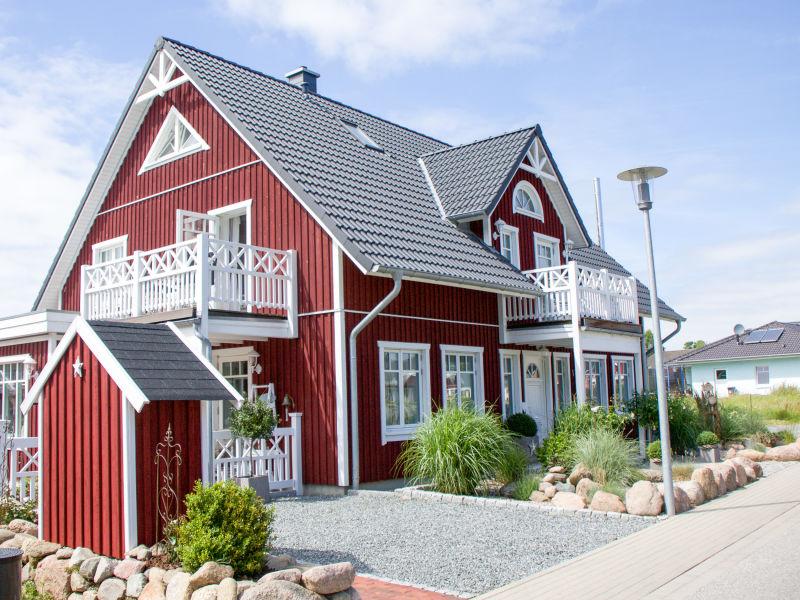 Ferienwohnung Carlsson im Schwedenhaus-Ostsee