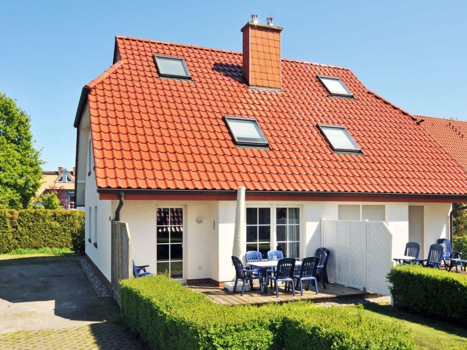 Rämel 13 mit Terrasse und Garten