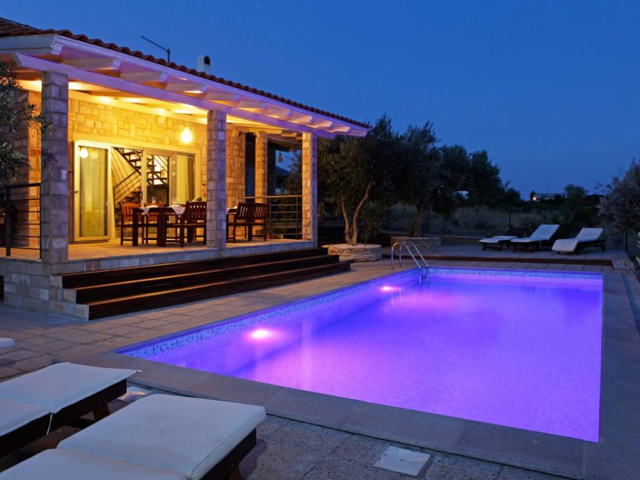 Villa Sole mit Pool