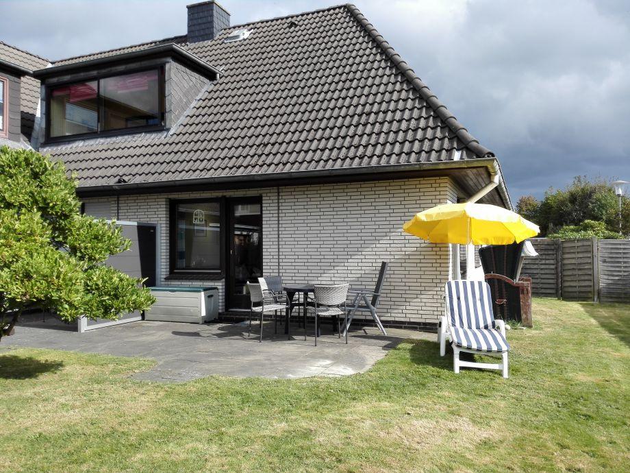 Unsere Ferienwohnung mit herrlicher Terrasse und Garten