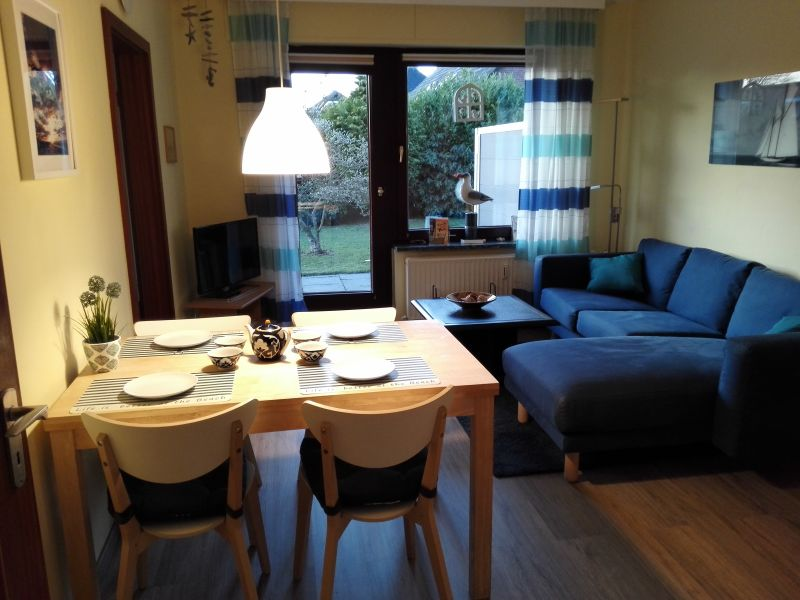 Holiday apartment Strandnahe Ferienwohnung Wartberg